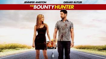 Netflix box art for The Bounty Hunter