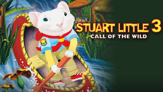 Netflix box art for Stuart Little 3: Call of the Wild