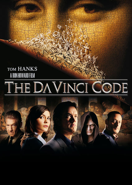 The Da Vinci Code Netflix KR (South Korea)