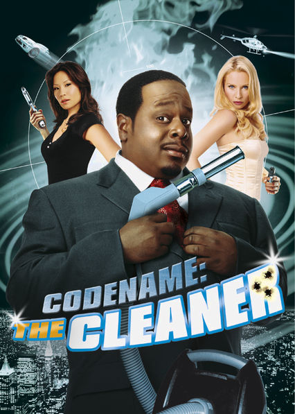 Code Name: The Cleaner Netflix PR (Puerto Rico)