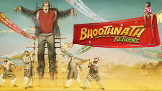 Netflix box art for Bhoothnath Returns