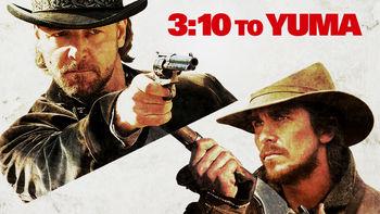 Netflix box art for 3:10 to Yuma