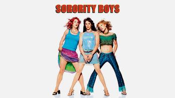 Netflix box art for Sorority Boys