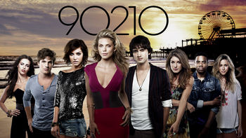 Netflix box art for 90210 - Season 1