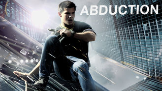 Netflix box art for Abduction