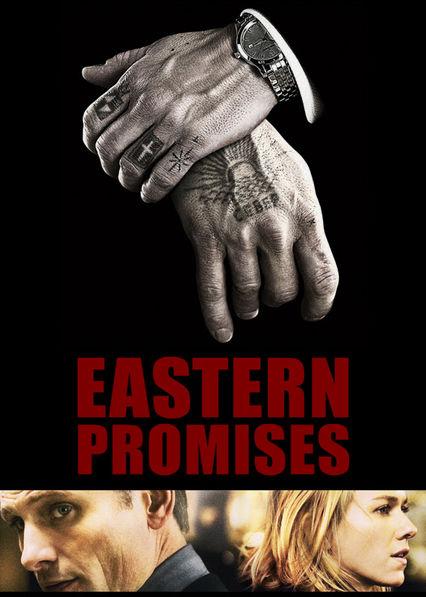 Eastern Promises Netflix AR (Argentina)
