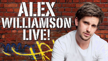 Netflix box art for Alex Williamson Live!