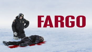 Netflix box art for Fargo