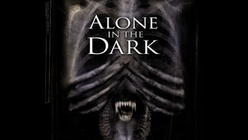 Netflix box art for Alone in the Dark