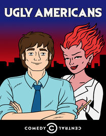 Ugly Americans: Season 1: Demon Baby