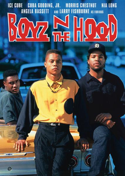 Boyz n the Hood Netflix MX (Mexico)