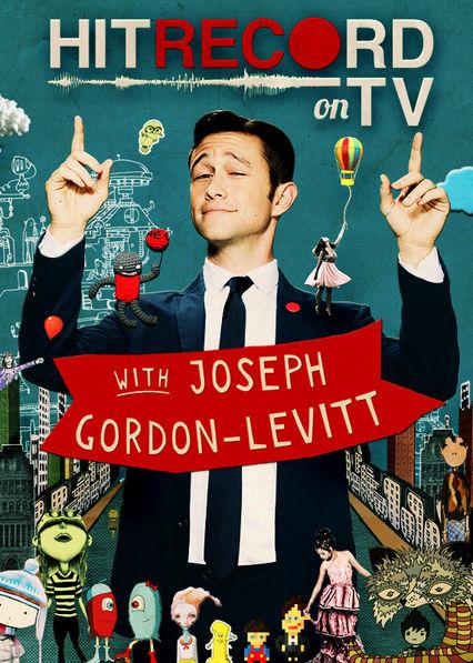 Hit Record on TV with Joseph Gordon-Levitt Netflix PR (Puerto Rico)
