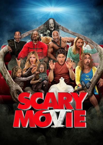 Scary Movie 5 Netflix Australia