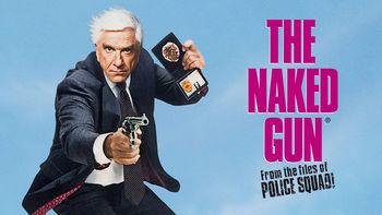 Netflix box art for The Naked Gun