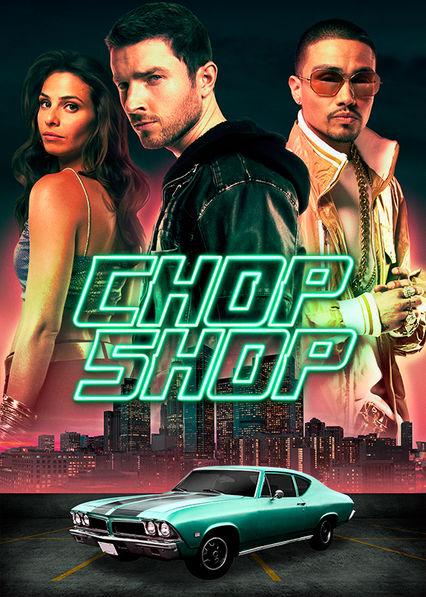 Chop Shop Netflix KR (South Korea)