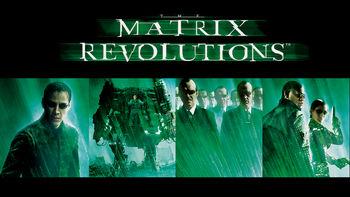 Netflix box art for The Matrix Revolutions