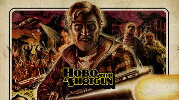 Hobo with a Shotgun (2011) on Netflix in the Netherlands