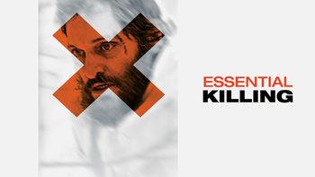 Netflix box art for Essential Killing