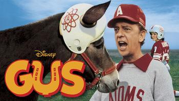 Netflix box art for Gus