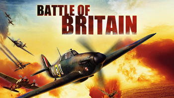Netflix box art for Battle of Britain
