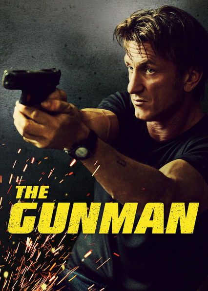 The Gunman Netflix AR (Argentina)