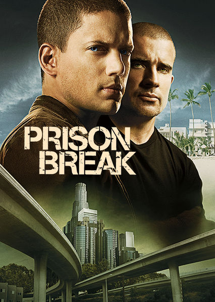 Prison Break Netflix CL (Chile)