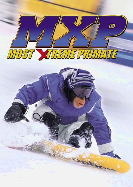 MXP: Most Xtreme Primate Netflix UK (United Kingdom)