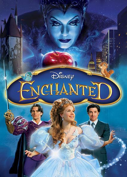 Enchanted Netflix BR (Brazil)