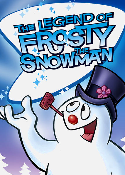The Legend of Frosty the Snowman Netflix BR (Brazil)