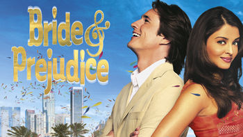 Netflix box art for Bride and Prejudice