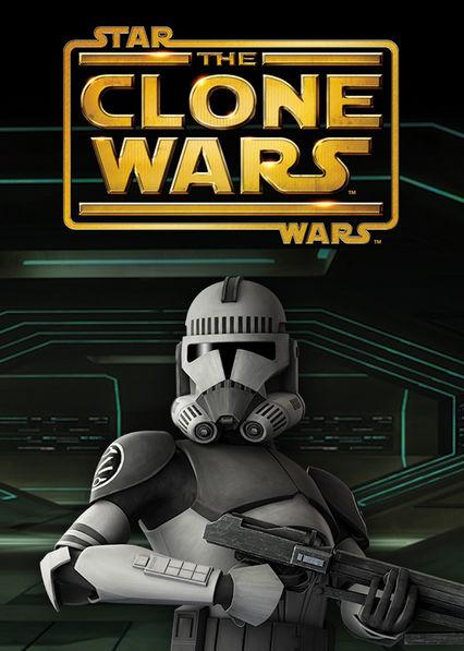 Star Wars: The Clone Wars Netflix US (United States)