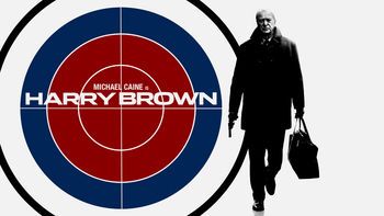 Netflix box art for Harry Brown
