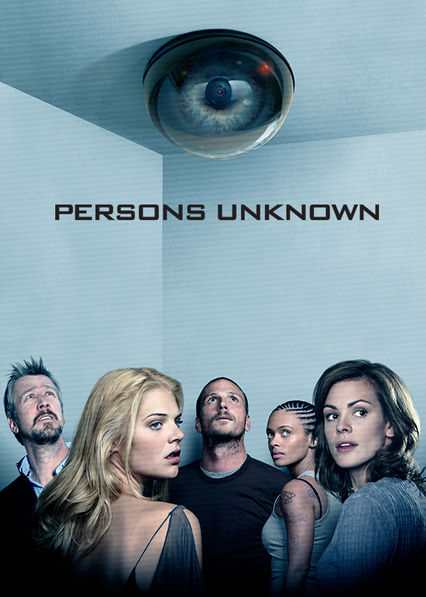 Persons Unknown Netflix PR (Puerto Rico)