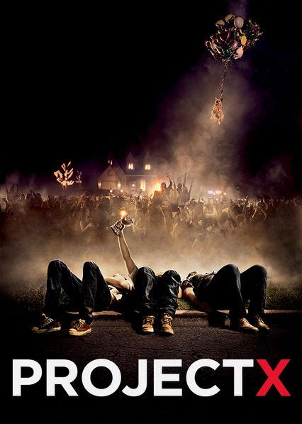 Project X Netflix BR (Brazil)