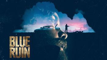 Netflix box art for Blue Ruin