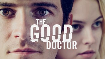 Netflix box art for The Good Doctor