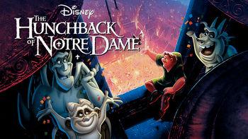 Netflix box art for The Hunchback of Notre Dame