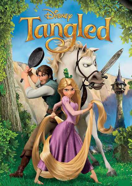 Tangled Netflix ZA (South Africa)