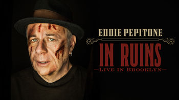 Netflix Box Art for Eddie Pepitone: In Ruins