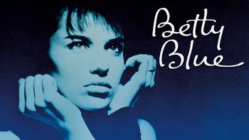 Netflix box art for Betty Blue
