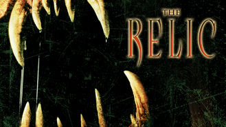 Netflix Box Art for Relic, The