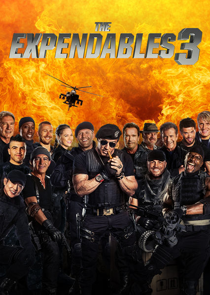 The Expendables 3 Netflix UK (United Kingdom)