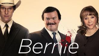Netflix box art for Bernie