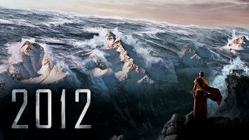 Netflix box art for 2012