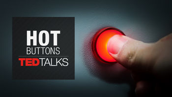 Netflix box art for TEDTalks: Hot Buttons - Season 1