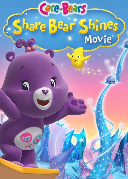 Care Bears: Share Bear Shines Netflix BR (Brazil)