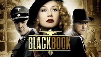 Netflix box art for Black Book