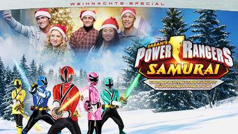 Power Rangers Samurai: Gemeinsame Weihnacht, für immer Freunde (Weihnachts-Special)