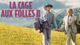 Netflix box art for La Cage aux Folles II