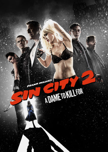 Sin City: A Dame to Kill For Netflix KR (South Korea)